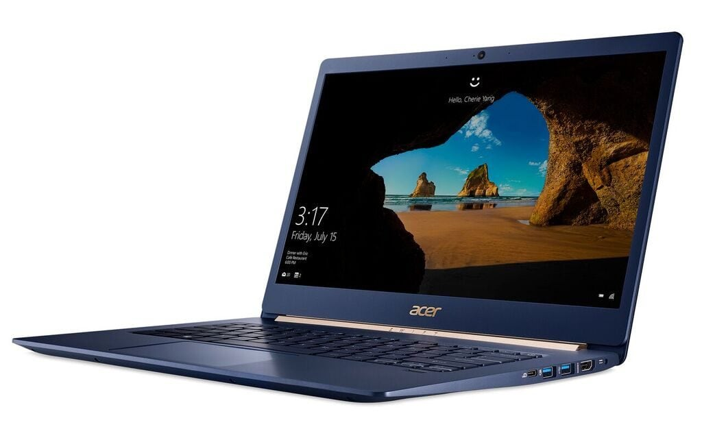 The Swift 5. Image: Acer