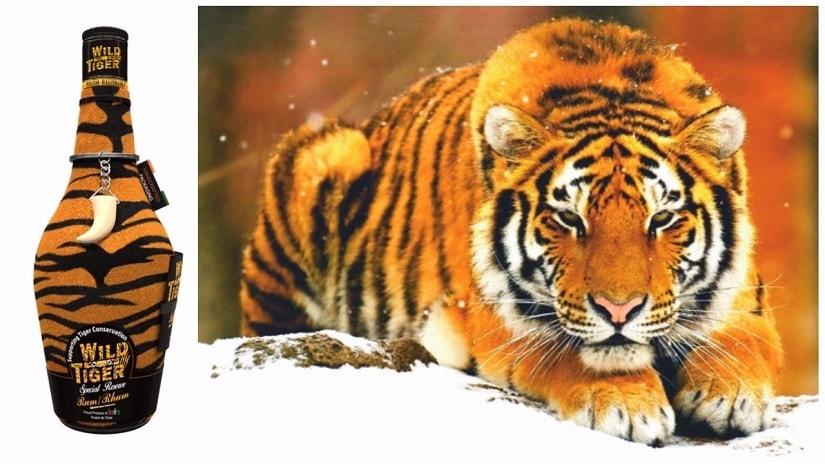 Wild Tiger is India's first premium rum