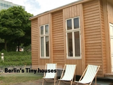 Tiny House Project In Germany Architects Are Working With Refugees