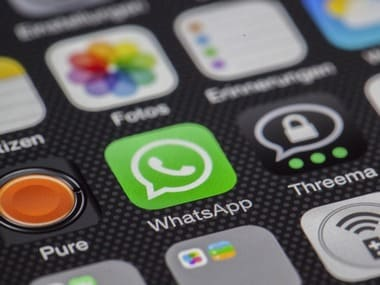 Prescient messages about the revenues of various Indian companies appear on private WhatsApp groups: Report