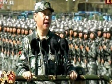 China's President Xi Jinping. AP