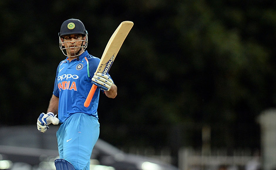 Mahendra Singh Dhoni is hailed as the King of Chennai when it comes to cricket, and he continued his tryst in Chennai as Chennai Super Kings captain went on score his 100th International half-century. AFP