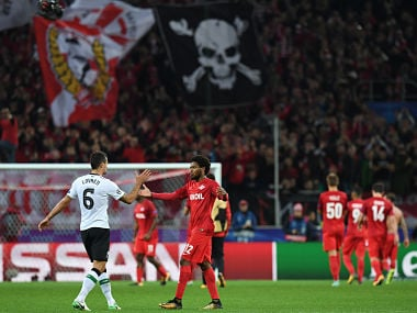 Champions League: UEFA charges Spartak Moscow over illicit banners, fireworks from its fans in Liverpool tie