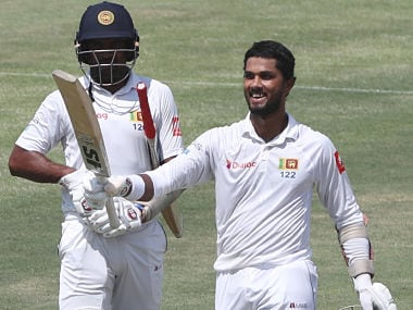 Pakistan vs Sri Lanka: Skipper Dinesh Chandimal's terrific century puts visitors in strong position