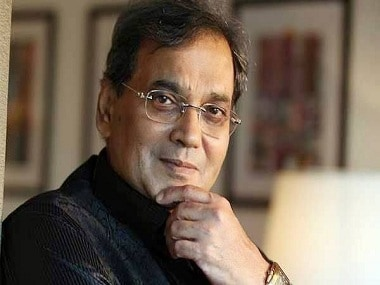 BJP leader asks Maha govt to not lease land for Subhash Ghai's film school in wake of MeToo allegations