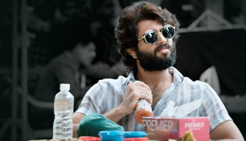 Vijay Devarakonda Arjun Reddy Movie First Look ULTRA HD Posters WallPapers