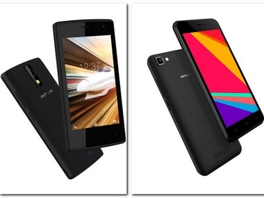 Intex launches Cloud C1 and Aqua S1 exclusively on Amazon for Rs 3,499 and Rs 3,999 respectively