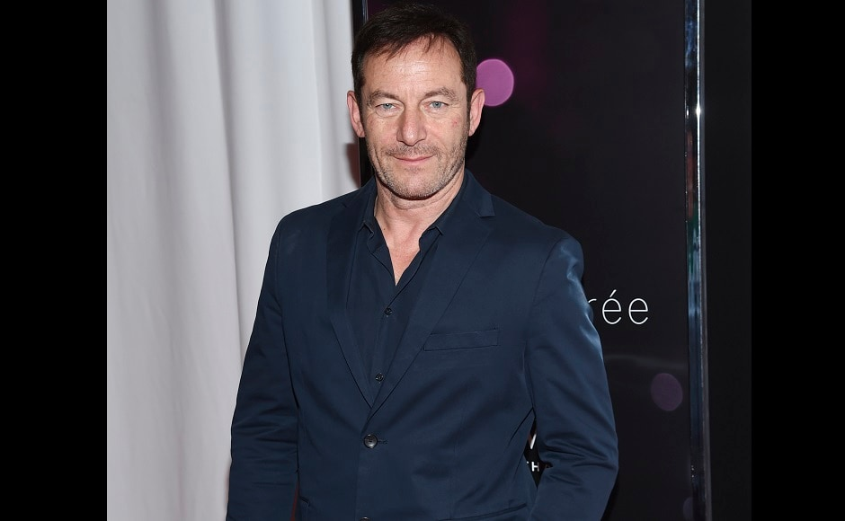 Actor Jason Isaacs attends the TIFF Soiree, an annual fundraiser and celebratory kick-off for the 2017 Toronto International Film Festival, at the TIFF Bell Lightbox. Image via AP