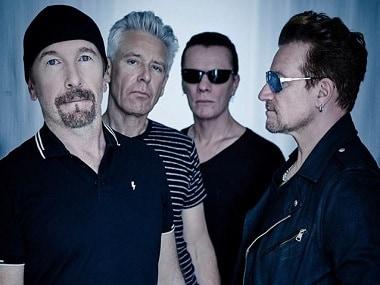 U2 cancels St Louis concert in the wake of protests and racial tension in the city