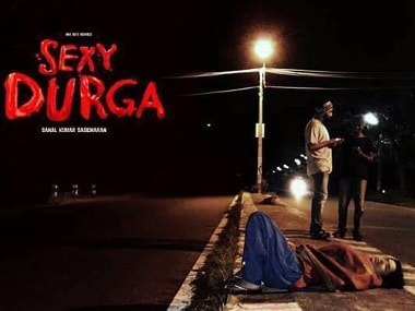 Poster of Sexy Durga. Image from Facebook/ Sanal Kumar Sasidharan.