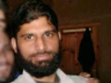 Abu Ismail was gunned down in Kashmir last week. Image courtesy: CNN-News18