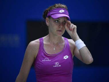 Wuhan Open: Agnieszka Radwanska points to exhaustion as reason behind early exit of top female players