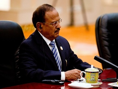 File image of Ajit Doval. Reuters