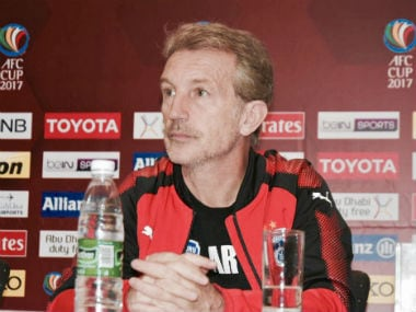 Super Cup 2018: Bengaluru FCs Albert Roca backs referees contentious decision to not send Gurpreet Singh Sandhu off
