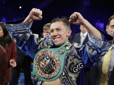 Gennady Golovkins showdown for middleweight supremacy with Canelo Alvarez ends in draw