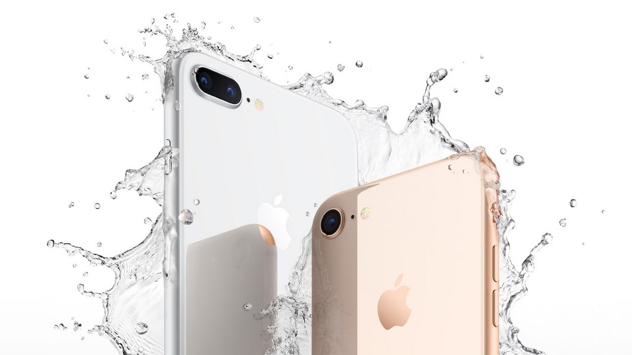 The Apple iPhone 8 and iPhone 8 Plus