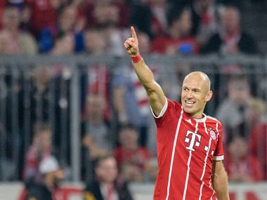 Champions League: Arjen Robben takes a dig at PSGs spending spree, says money doesnt score goals