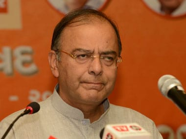 GDP had a little dip in last quarter, admits Arun Jaitley; says manufacturing not demonetisation to blame