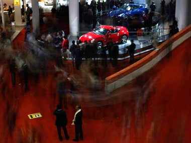 Auto Expo to be held from 9-14 February next year at India Expo Mart in Greater Noida