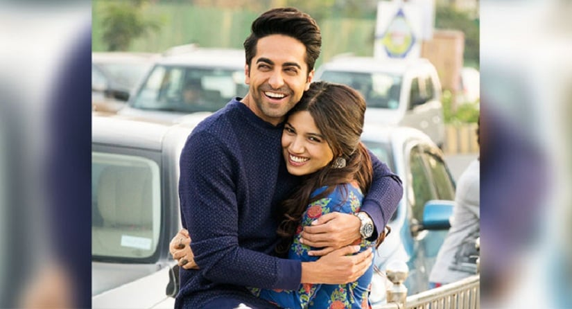 Shubh Mangal Saavdhan movie review: Bhumi, Ayushmanns film travels from super fun to superficial