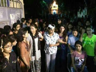 BHU students protest: AAP condemns police crackdown, asks students to throw intolerant govt out