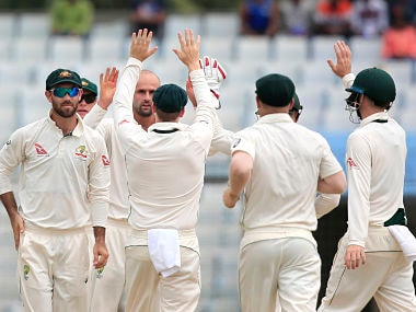 Bangladesh vs Australia, 2nd Test, Day 2 at Chittagong: As it happened