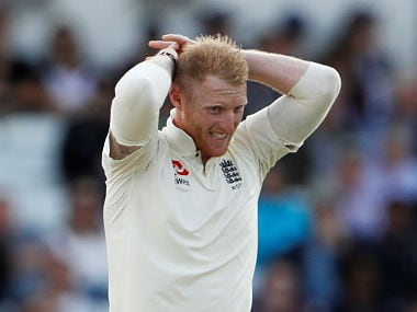 Ben Stokes might end up missing the Australian flight. Reuters