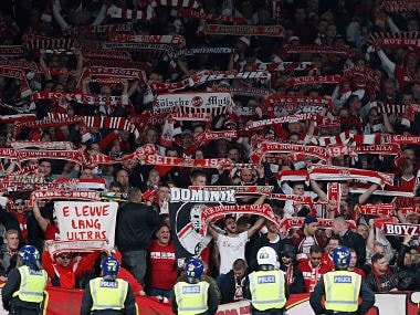 Europa League: UEFA charge Arsenal, Cologne for crowd trouble at Emirates Stadium