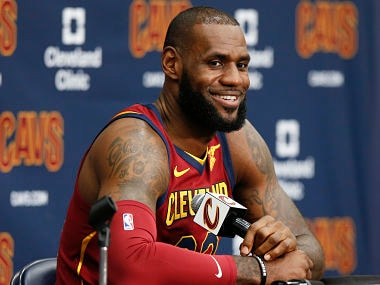 LeBron James says he does not regret calling US president Donald Trump a bum