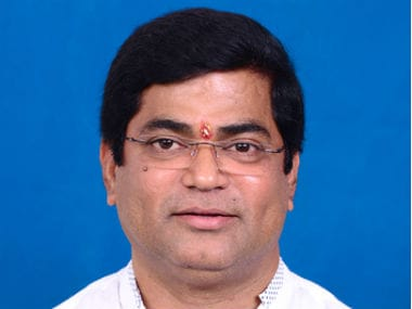 File image of Chandrakant Kavlekar. Image courtesy: goa.gov.in
