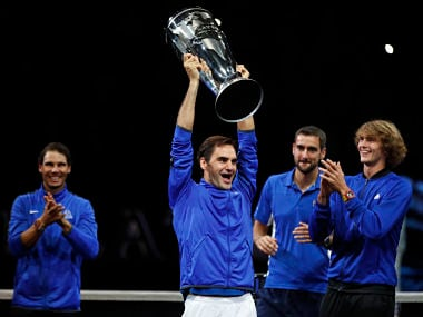 Laver Cup 2017: Roger Federer wins thriller to steer Team Europe to inaugural title