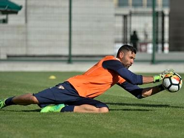 Serie A: Torinos Salvatore Sirigu looks to continue career revival in Turin derby against Juventus