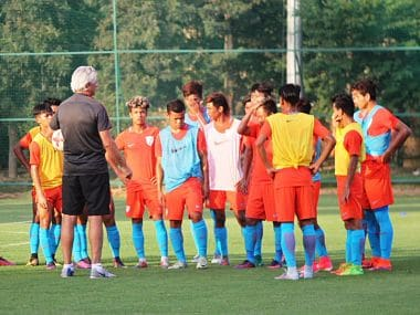 FIFA U-17 World Cup 2017: India undergo first training session in New Delhi ahead of tournament