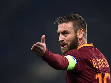Serie A: Daniele De Rossi reveals he wouldnt be at AS Roma if suitable offer had come from Europe or MLS