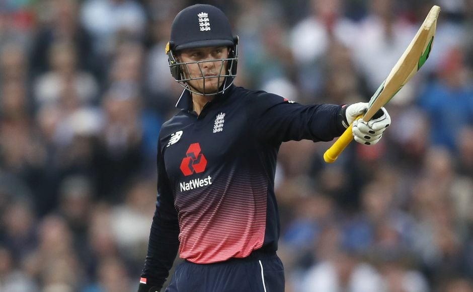 England openers Jason Roy and Jonny Bairstow laid the platform for England in the run chase. Roy made 84 while Bairstow made 39. AP