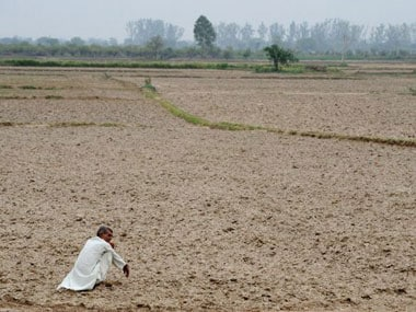 Karnataka govt seeks Rs 2,434 cr drought relief package from Centre against kharif crop damage