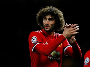 Champions League: Manchester Uniteds Marouane Fellaini set to miss CSKA Moscow clash with injury