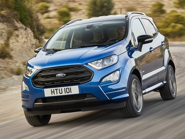 facelifted 2018 ford ecosport unveiled in europe  expected