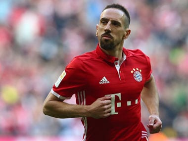 Serie A: 'We are waiting with open arms' — Fiorentina target free agent Franck Ribery