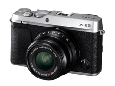 Fujifilm announces the rangefinder style, mirrorless X-E3 camera with 24.3 MP X-Trans III sensor