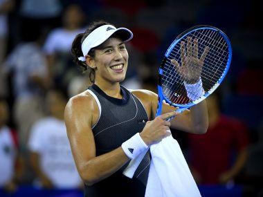 Wuhan Open: Garbine Muguruza sails into third round; Simona Halep, Caroline Wozniacki ousted