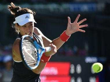 Wuhan Open: Garbine Muguruza aims for first title as World No 1 in loaded field of top-10 players