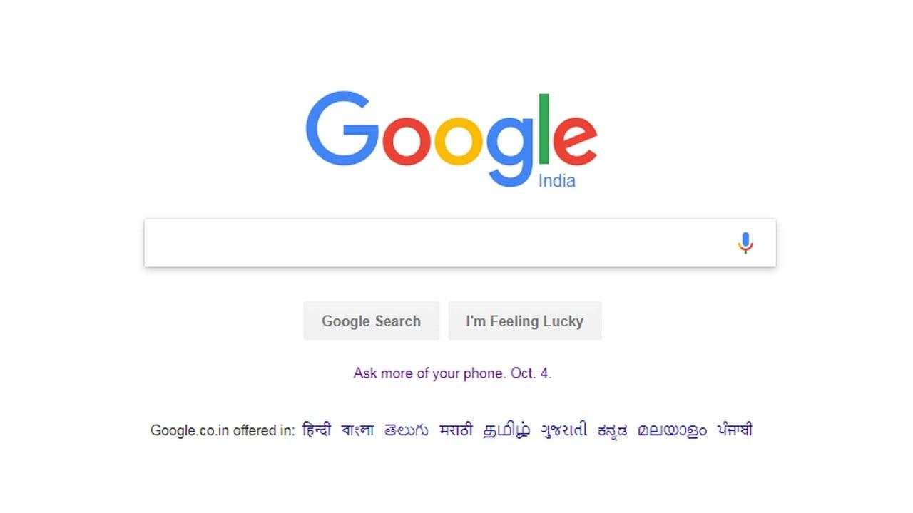 The Google Pixel 2 ad