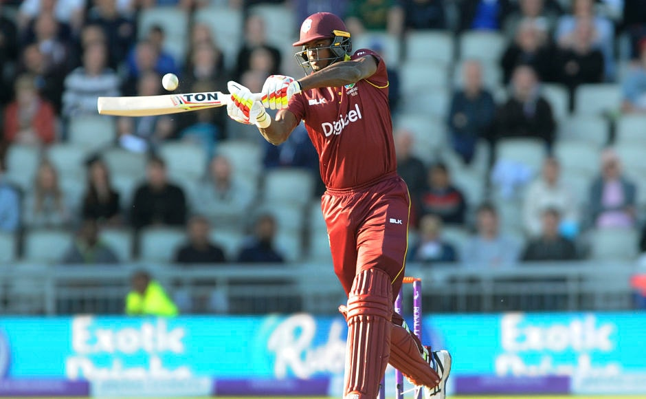 Windies crumbled after a promising start and had it not been for captain Jason Holder's 41, it would've been difficult for them to cross 200. AP