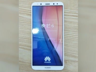 Images of Huawei G 10 smartphone leaked, expected to come with two front and two rear cameras