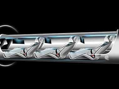 HTT wants to set up a 700 km long Hyperloop transport system in Andhra Pradesh