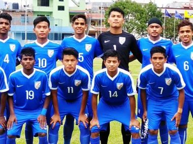 AFC U-16 Championship 2018 qualifiers: India thrash Palestine thanks to three second-half goals