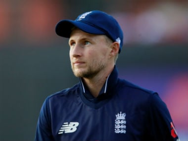 Joe Root scored a 53-ball 54 in the first ODI between England and West Indies. Reuters