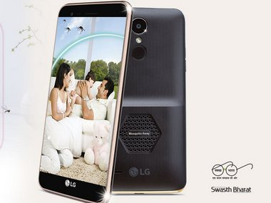LG launches K7i smartphone with Mosquito Away technology for Rs 7,990