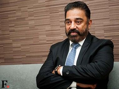 Kamal Haasan. Image courtesy Naresh Sharma/Firstpost